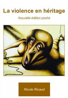 Violence en héritage - Couverture de livre auto édité