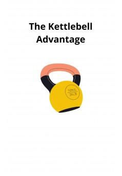 The Kettlebell Advantage - Couverture Ebook auto édité