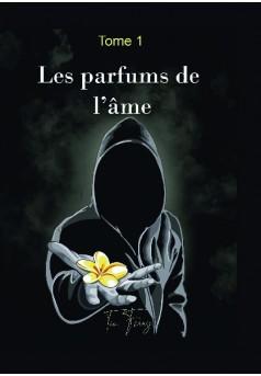 Les parfums de l'âme - Couverture de livre auto édité