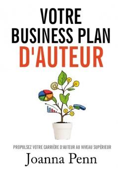 Votre Business Plan d'Auteur - Couverture de livre auto édité