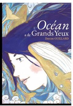 L'Océan a de Grands Yeux - Couverture de livre auto édité