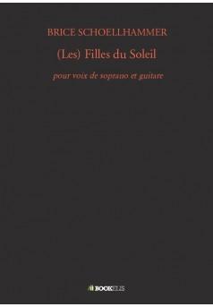 (Les) Filles du Soleil - Couverture de livre auto édité