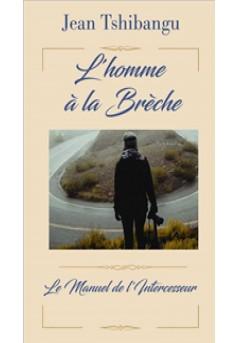 L'HOMME A LA BRECHE - Couverture Ebook auto édité