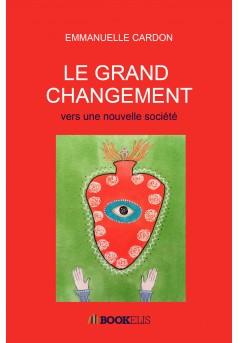 LE GRAND CHANGEMENT - Couverture Ebook auto édité