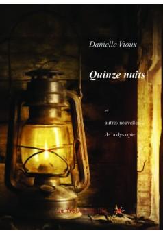 Quinze nuits - Couverture de livre auto édité
