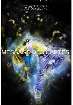 MESSAGE DES CARTES - Couverture Ebook auto édité