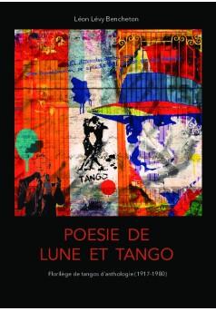 POÉSIE DE LUNE ET TANGO - Couverture de livre auto édité