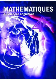 MATHEMATIQUES & SCIENCES COGNITIVES - Couverture de livre auto édité