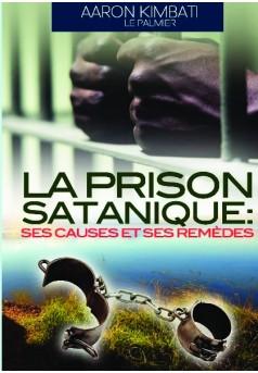 LA PRISON SATANIQUE - Couverture de livre auto édité