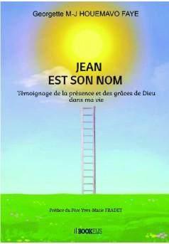 JEAN EST SON NOM    - Couverture de livre auto édité