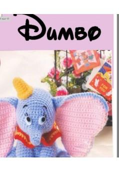 Dumbo - Couverture Ebook auto édité