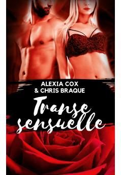 Transe sensuelle - Couverture Ebook auto édité