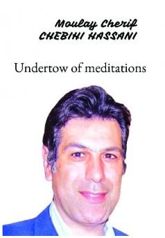 Undertow of meditations - Couverture de livre auto édité