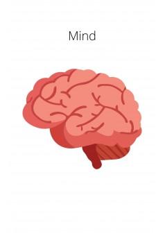 Mind - Couverture Ebook auto édité