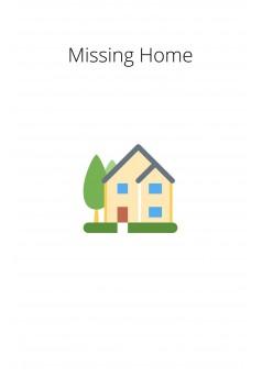 Missing Home - Couverture Ebook auto édité