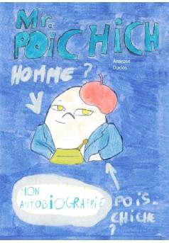 Mr. Poichich - Couverture de livre auto édité