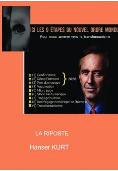 LA RIPOSTE - Couverture de livre auto édité