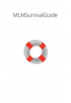 MLMSurvivalGuide - Couverture Ebook auto édité