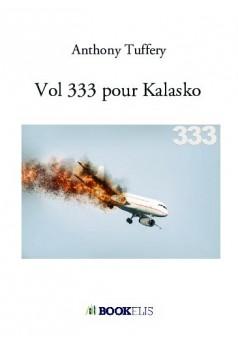 Vol 333 pour Kalasko - Couverture de livre auto édité