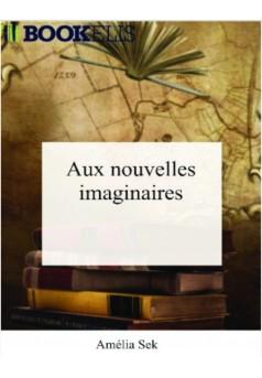 Aux nouvelles imaginaires - Couverture Ebook auto édité