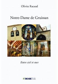 Notre-Dame de Gruissan - Couverture de livre auto édité