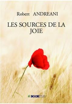 LES SOURCES DE LA JOIE - Couverture de livre auto édité