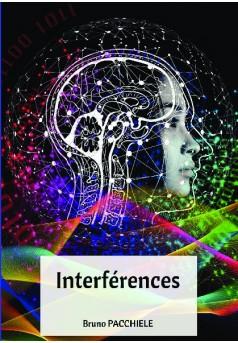 Interférences - Couverture de livre auto édité