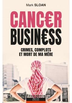 CANCER BUSINESS - Couverture Ebook auto édité