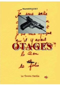 Otages - Couverture de livre auto édité
