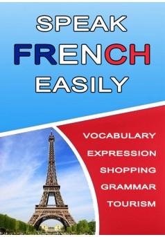 Speak French Easily - Couverture Ebook auto édité