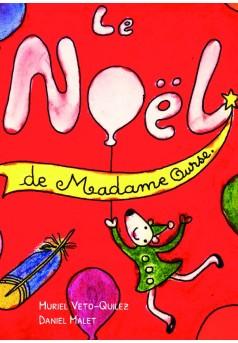 Le Noël de Madame Ourse - Couverture de livre auto édité