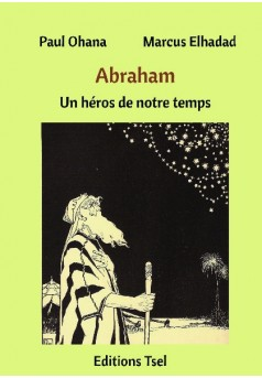 Abraham, Un héros de notre temps - Couverture de livre auto édité