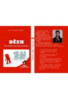 bêeh - Couverture Ebook auto édité
