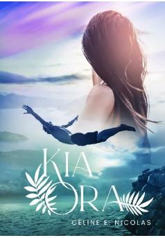 Kia ora - Couverture de livre auto édité