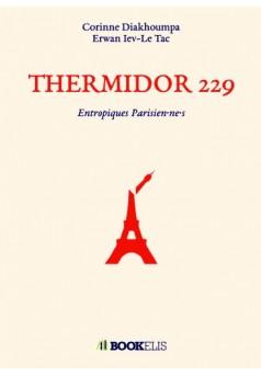 Thermidor 229 - Couverture de livre auto édité