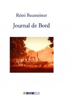 Journal de Bord - Couverture de livre auto édité