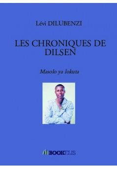 LES CHRONIQUES DE DILSEN - Couverture de livre auto édité