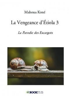 La Vengeance d'Étiola 3 - Couverture de livre auto édité
