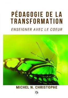 Pédagogie de la Transformation - Couverture de livre auto édité