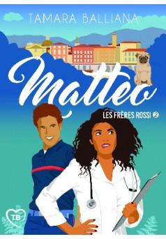 Matteo - Couverture de livre auto édité