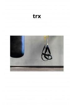 trx - Couverture Ebook auto édité