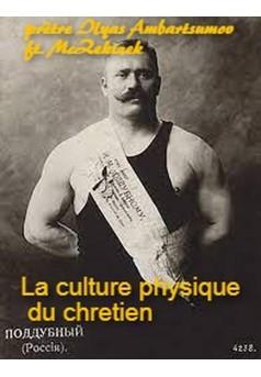 La culture physique du chretien - Couverture Ebook auto édité