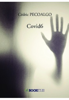 Covid6 - Couverture de livre auto édité