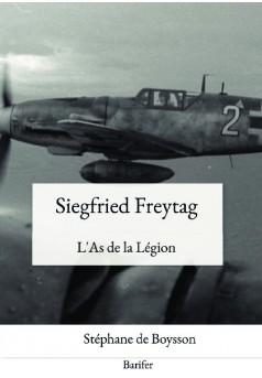 Siegfried Freytag - Couverture de livre auto édité