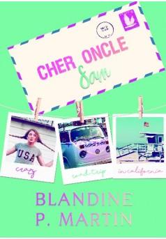 Cher Oncle Sam - Couverture de livre auto édité