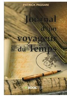 Journal d'un voyageur du Temps - Couverture de livre auto édité