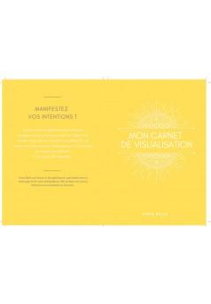 Mon carnet de visualisation - Couverture Ebook auto édité