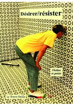 Désirer/résister - Couverture de livre auto édité