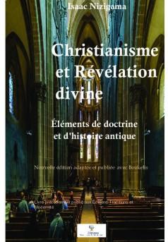 Christianisme et Révélation divine - Couverture de livre auto édité