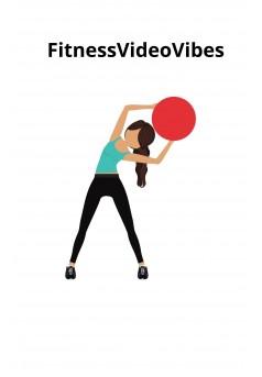 FitnessVideoVibes - Couverture Ebook auto édité